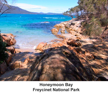 Freycinet National Park Guided Walk