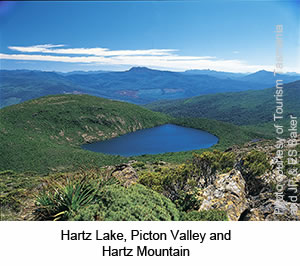 Hartz Peak Day Tour