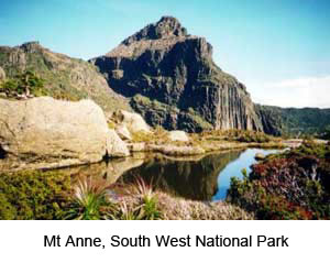 Mt Anne Guided Walk