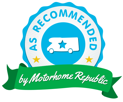 As Recommended by Motorhome Republic